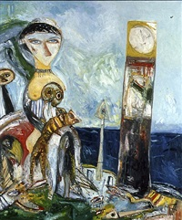 time will tell by john bellany