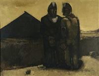miners by josef herman