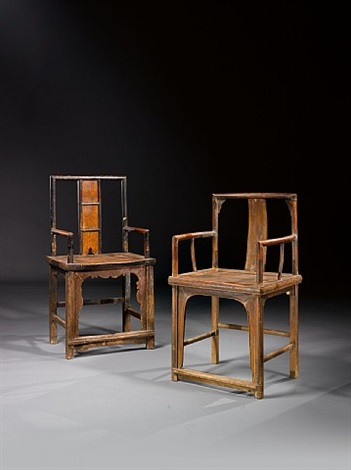 "untitled from ""fairytale - 1001 qing dynasty wooden chairs"" by ai weiwei"