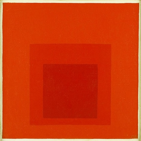 homage to the square (jaaf 1976.1.227) by josef albers