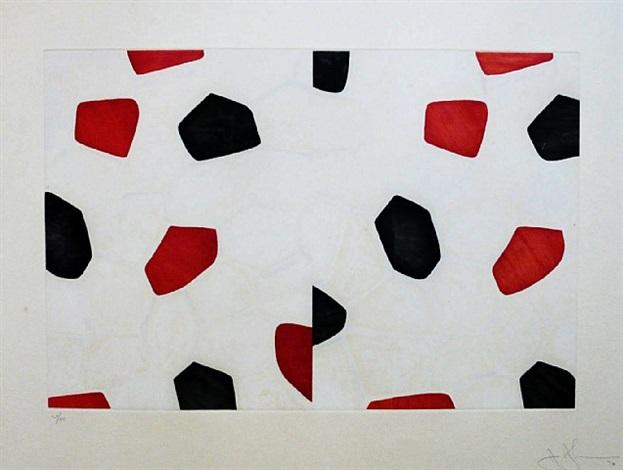 flagstones by jasper johns
