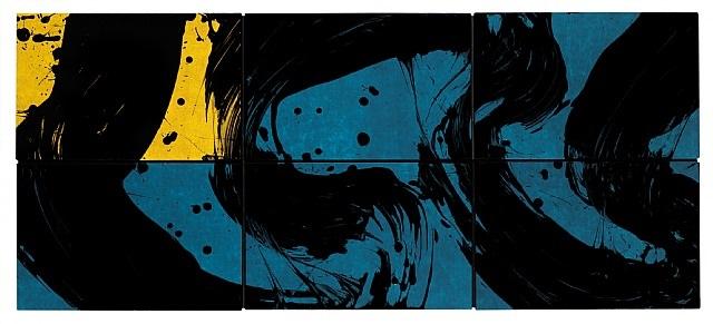 color flows 6 by fabienne verdier