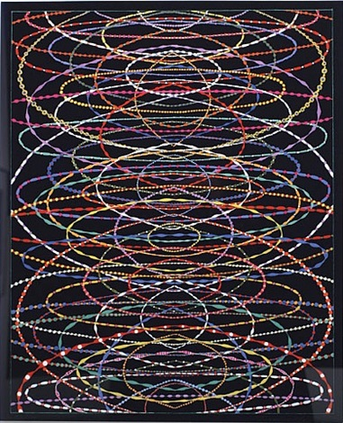 after echolocation #2 by fred tomaselli