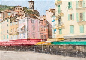 the old town, cannes by clive mccartney