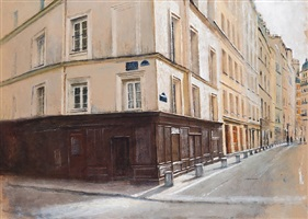 streets of st. germain by clive mccartney