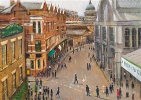 borough market, london by clive mccartney