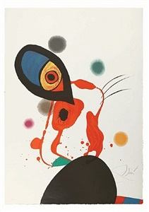 eunuque imperial by joan miró