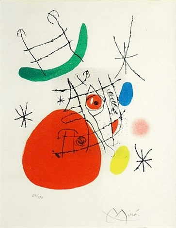 el innocente by joan miró