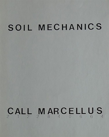 soil mechanics by richard prince