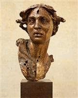 cabeza mirella ii by javier marin