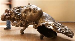 cabeza de mujer chicogrande by javier marin