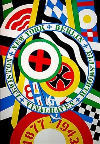 the hartley elegies kvf iv by robert indiana
