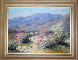 chuperosa, palm springs by carl sammons