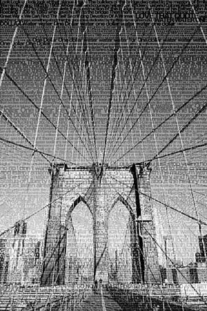 brooklyn bridge: manhattan by stephanie lempert
