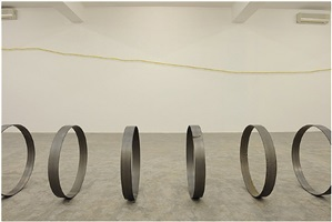 steel rings by rayyane tabet