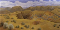 new mexico desert by kay walkingstick