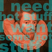 i need hot stuff by ken aptekar