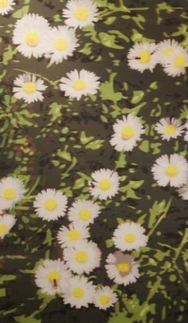 daisies by julian opie