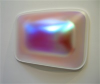 glo-pod (iridescent red) by gisela colon