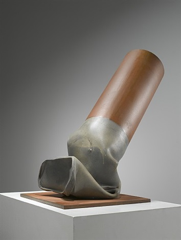 fagend study – half scale by claes oldenburg