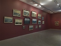 installation view, simon lee gallery, london by hans peter feldmann