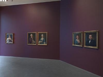 installation view, simon lee gallery, london by hans peter feldmann