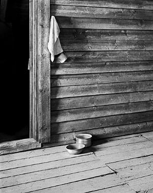 cookware and towel by oskar schmidt
