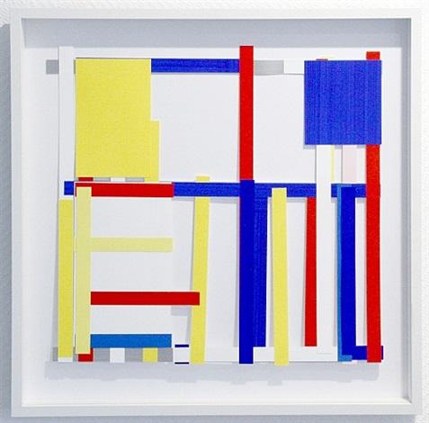 rot gelb weiß blau 2e by imi knoebel