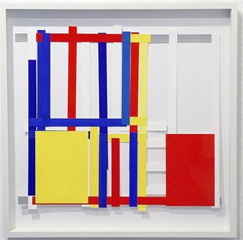 rot gelb weiß blau 3e by imi knoebel