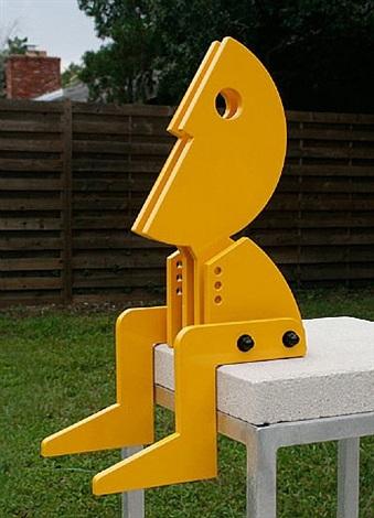 yellow thinker by jorge blanco
