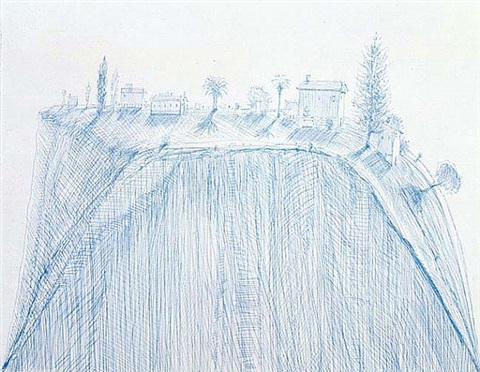 estate 2 by wayne thiebaud