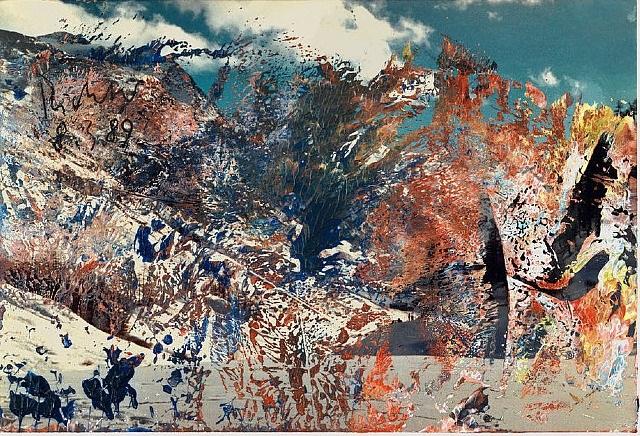ohne titel (8.3.89) by gerhard richter