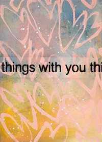 things with you by adam handler