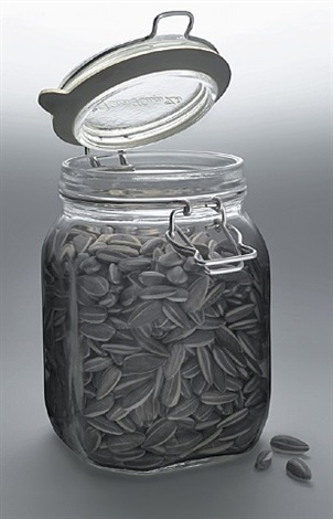kui hua zi (sun flower seeds) by ai weiwei