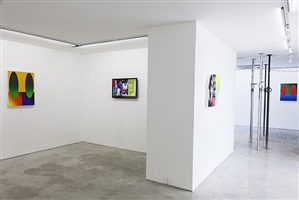 installation view by tony camargo