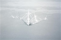 ghost ship wreck (ice) by christopher russell
