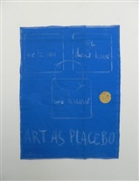 art as placebo by robert filliou