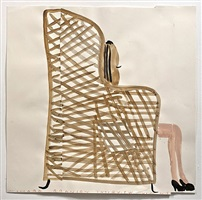r.b. interview by rose wylie