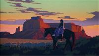 klagetoh canyon by bill schenck