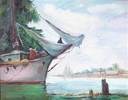 the bowsprit by anthony thieme