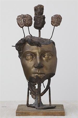 mask by cecilia edefalk