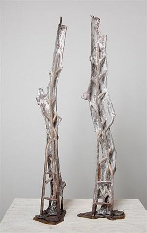 weeping birch by cecilia edefalk