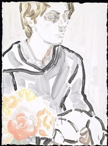 elizabeth peyton: klara, nyc, april, 2011 #3