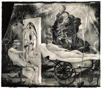 poussin in hell by joel-peter witkin