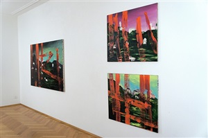 exhibithion view by volker tannert