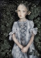 untitled, faces #9 by william ropp
