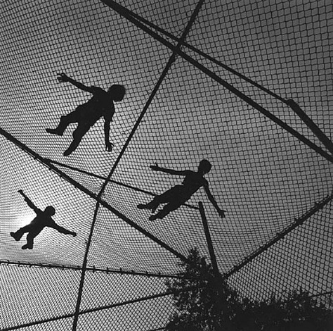 flying dream, queens, ny by arthur tress
