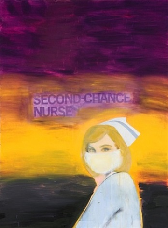 second chance nurse by richard prince