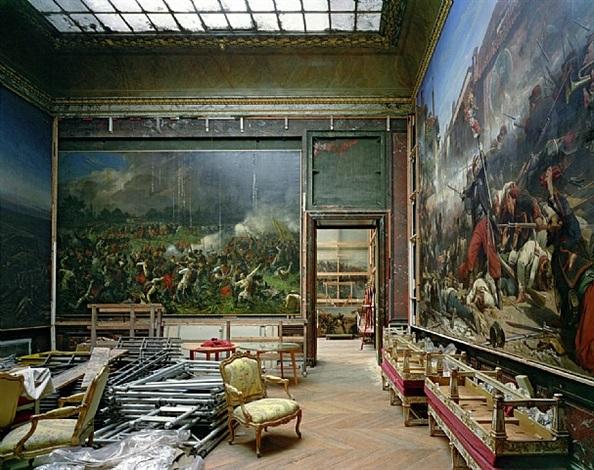 salle de crimée sud, (99) anr.02.036, salles de l'afrique, aile du nord – 1er étage by robert polidori