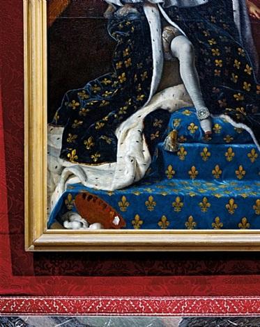 salle la création de l'académie de peinture et de sculpture, (11) anr.01.011, salle du xvii, aile du nord – r.d.c. by robert polidori